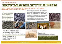 Invite to Kcymaerxthaere Event | by Geographer-at-Large