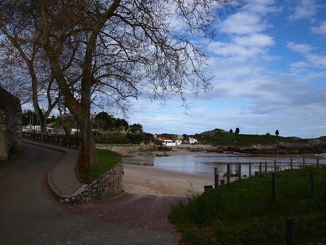 Asturias - Playa de Celorio