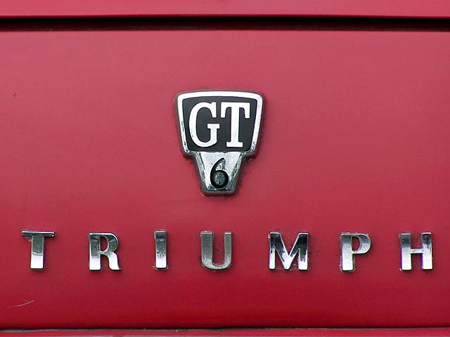 Triumph GT6-4