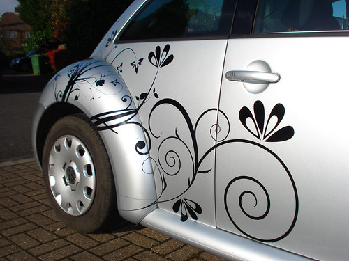 Bespoke Vehicle Graphics | by Cheeky Signs