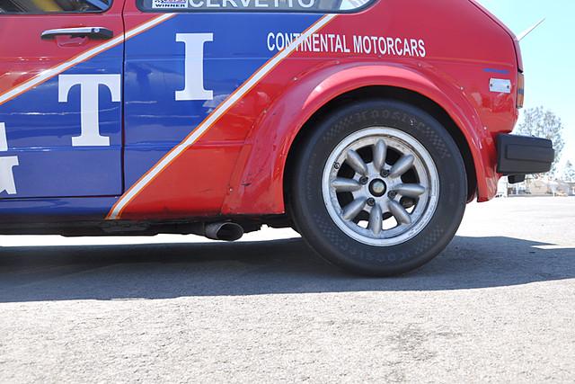 GTI - exhaust