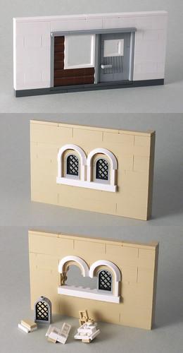 Windows - Building Sideways Part 3