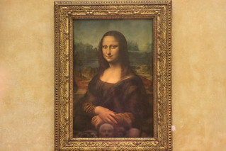 Mona Lisa by Leonardo da Vinci   by mookiefl