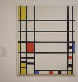 Piet Mondrian | by Kent Wang