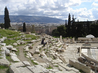 Theatre of Dionysus | by nrares
