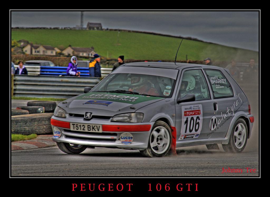 Puegeot 106 Gti Rally Stephen Holden S Peugeot 106 Gti Flickr