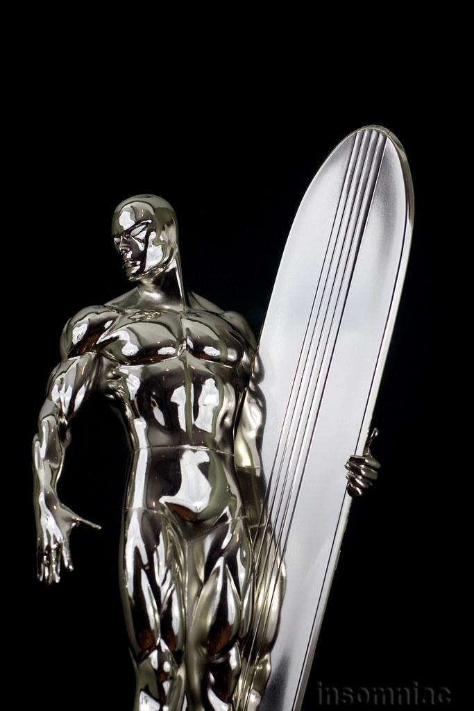 Silver Surfer Chrome   insomniac 2 0   Flickr