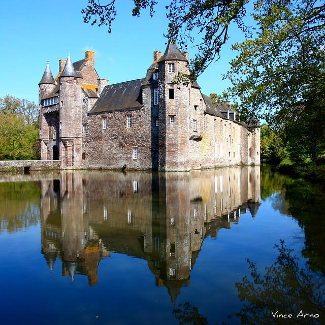 Château de Trécesson - Bretagne