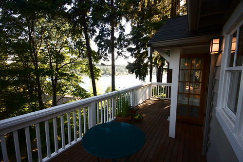 Deck and Lake View | by jhenryrose