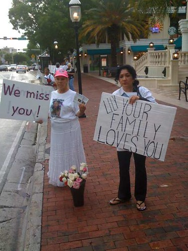 Justice March for Lily Aramburo