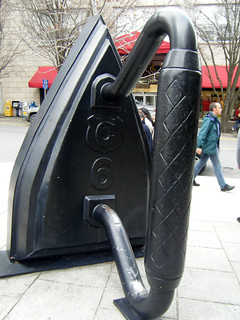 Flat iron | by Puff Dragon