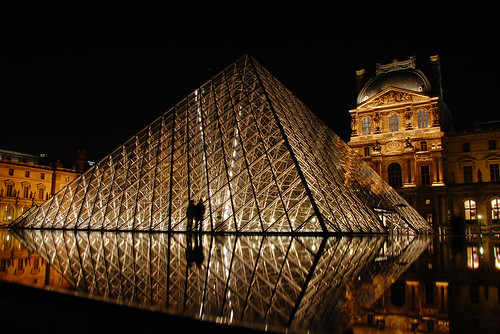 Louvre by night | by aaberg