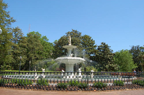 Forsyth Park: Savannah, GA | by Dizzy Girl