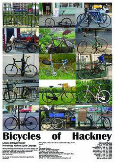 Hackney Bike Workshop Leaflet 06