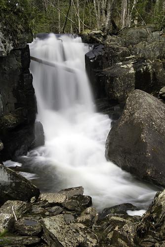 waterfall maine monson piscataquiscounty goodellbrook