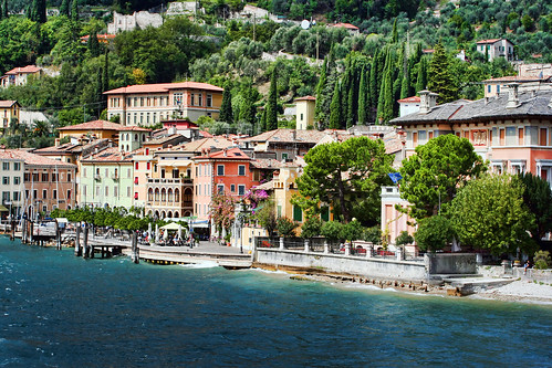 Gargnano, Lake Garda | by sminky_pinky100 (In and Out)