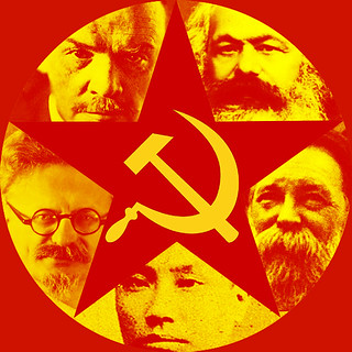 Marxism-leninism red star hammer sickle chinese communist marx engels lenin trotsky chen duxiu | by rosaluxemburg