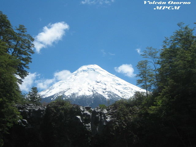 Volcán Osorno 9/10 / 10 gracias por todos los comentarios thanks for all your kind comments