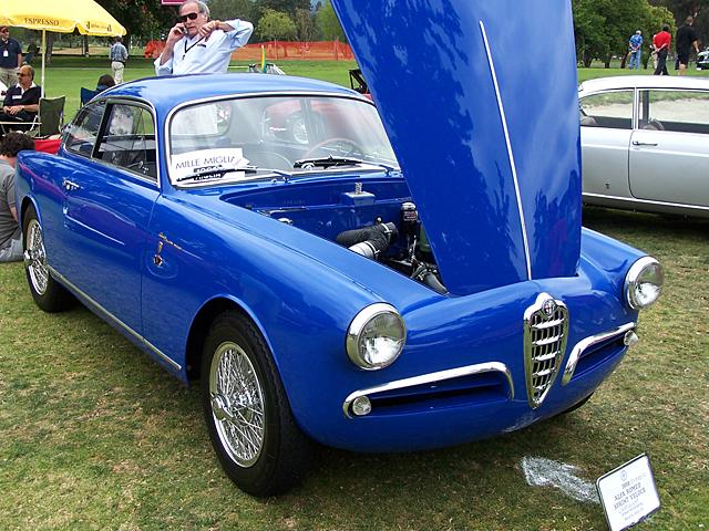1956 Alfa Romeo Sprint Veloce