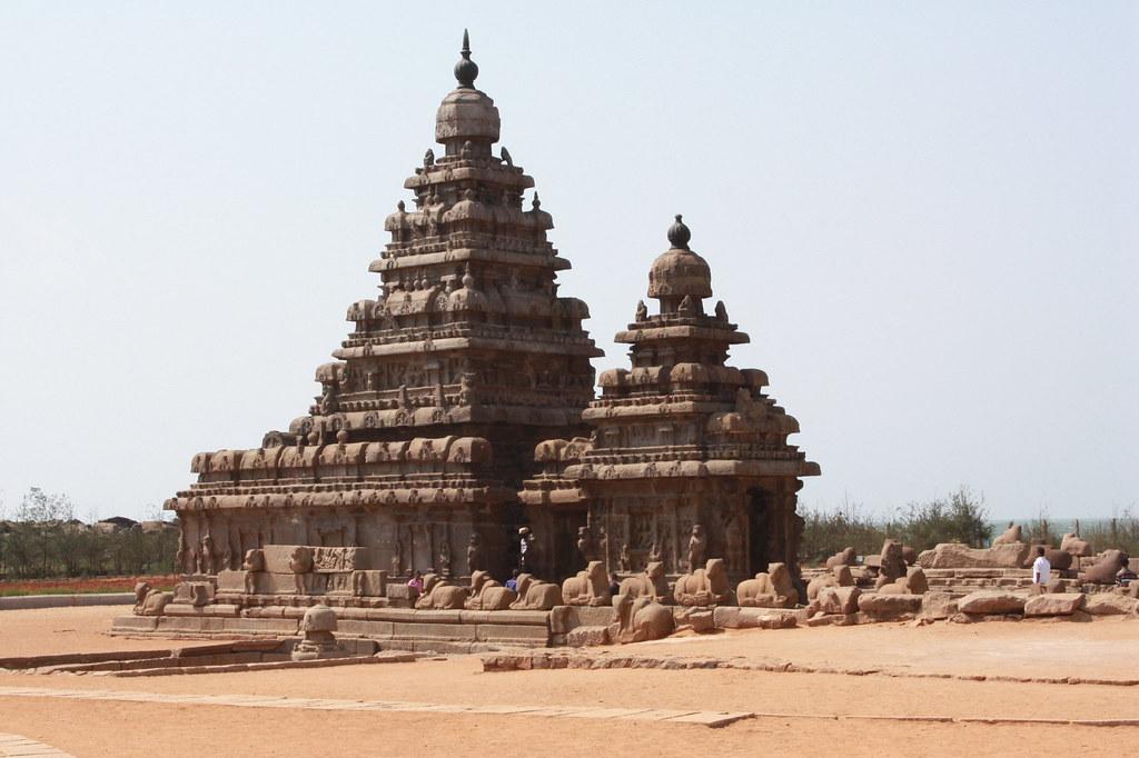 Mahabalipuram from Chennai