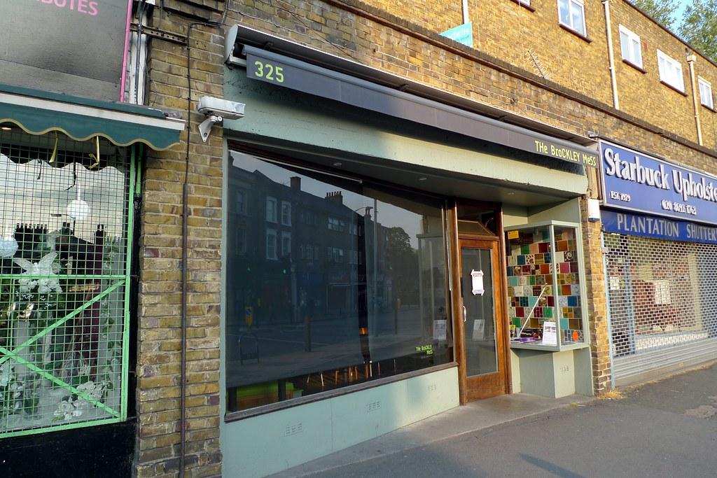 Brockley Mess, Brockley, SE4 | A gallery/cafe/bar space in B