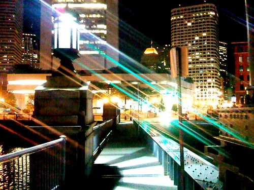 Boston at night | by Ron Coleman