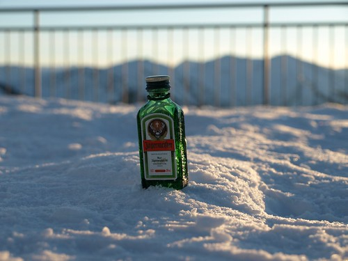 Jaegermeister at 2000m | by alexhealing