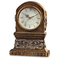 G8394AG -  Fleur de Lis Clock
