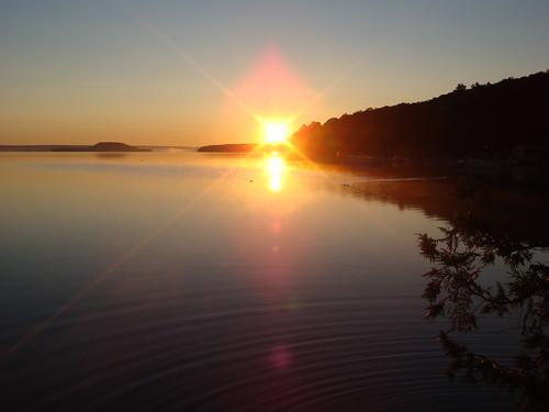 sunrise manitoulin changeeverything lakemindemoya