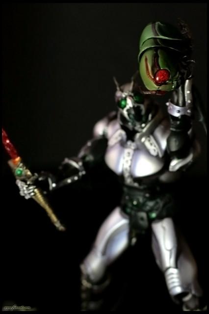 Kamen Rider Black & Shadowmoon | Who's laughing now? LOL | Flickr
