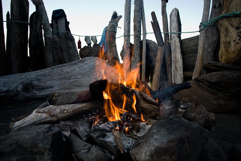 Beachwood Fire by AlwaysJanuary (Randy)
