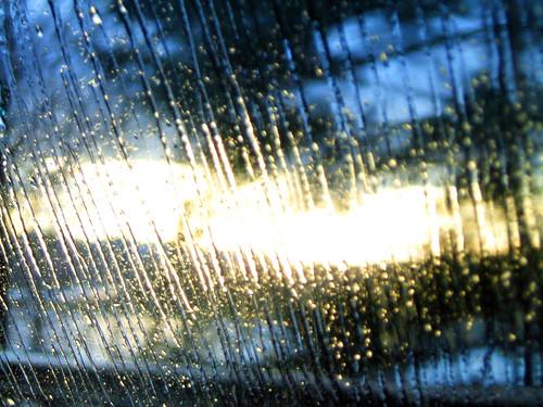 life blue light sunset sky sun man water rain yellow humanity god streams
