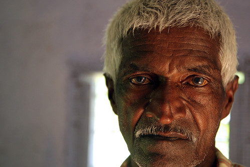 Portrait of elderly man Nicholoya Estate Community | by World Bank Photo Collection