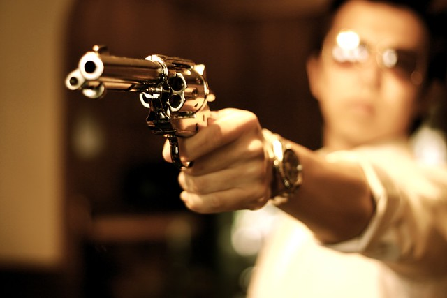 Colt single action 1873 Jin Walker