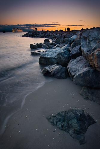 sunset sea seascape beach ferry washington rocks sound puget edmonds d80 theunforgettablepictures theunforgettablepicture platinumheartaward tokina1116