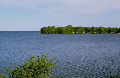 lake mille lacs isle minnesota wayside roadside parking area scenic overlook pentax k100d flickriver