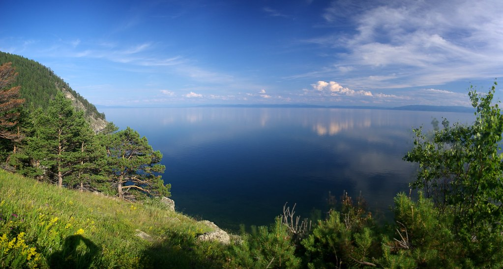 Pure, colorful and deep: Baikal, the lake of records is in Russia
