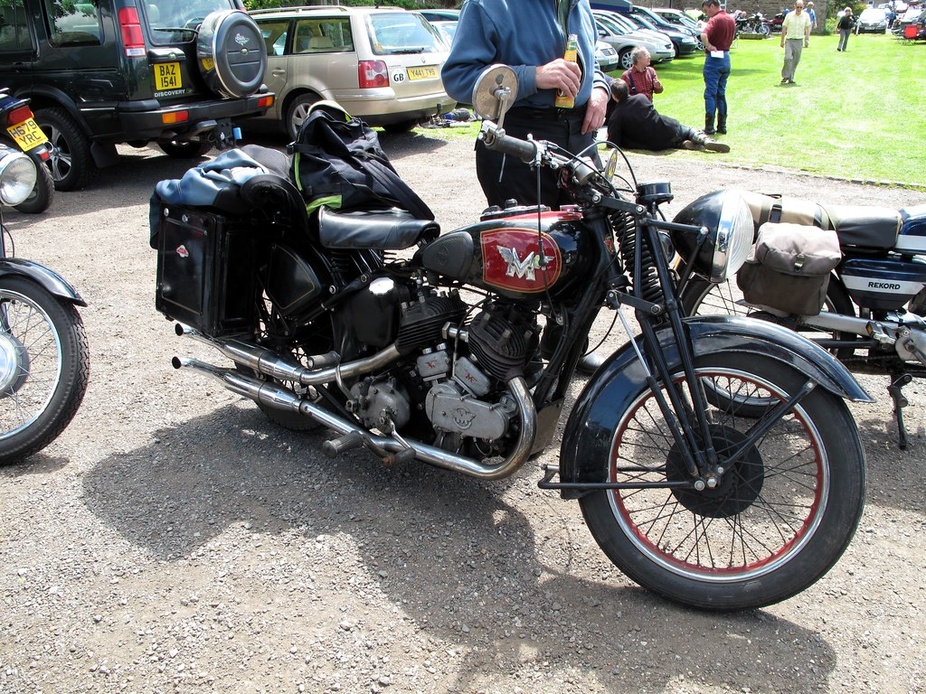 matchless model x 1939 | matchless model x 990cc 1939 | flickr
