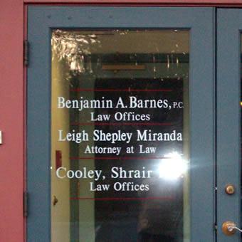 Law Offices of Benjamin A  Barnes, P C  - Leigh Shepley Mi