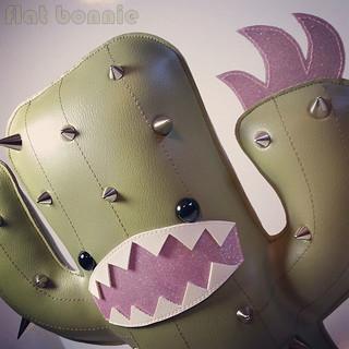 Flat-Bonnie-cactus-plush-cacti-cutepocalypse-clutter-art-gallery