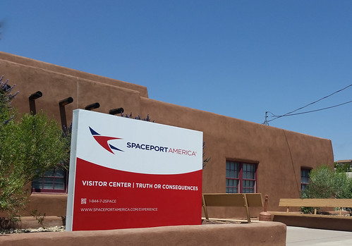 13-SA-VC Building & Sign | by Spaceport America
