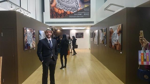 Hong Kong Solo Exhibition (Harbour City)
