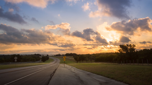 sunset sanantonio sunrise photography texas cloudy sony country hill a7r