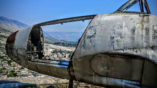 USAF Jet forced down in Albania 1957. | by .WorldCoup.