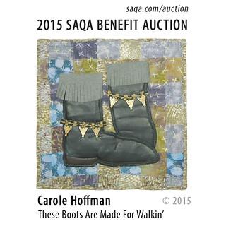 Carole Hoffman | by saqaart