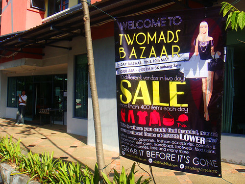 OSIXNINE @ TwoMAds Bazaar 3K Subang Jaya