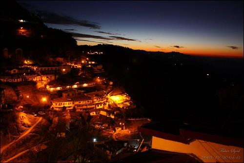 light sun india mountain night sunrise canon dawn hill uttaranchal himalaya nainital hillstation naini uttarakhand