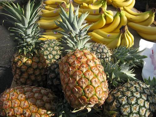 Pineapples & Bananas | by beautifulcataya