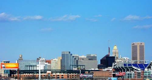 Baltimore Skyline | by Éamonn