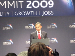 Obama Launches in... | by G20Voice